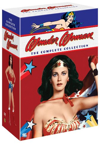 Wonder Woman: The Complete Collection by CARTER,LYNDA