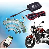 Sedeta Car Motorcycle GPRS GSM GPS Tracker Locator 4 Bands Real Time Tracking Anti-theft Monitor Real Time Tracking Anti