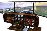 Volair Sim Avionics Panel