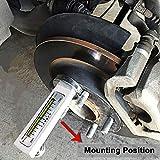 BESITA Adjustable Magnetic Gauge Tool Camber