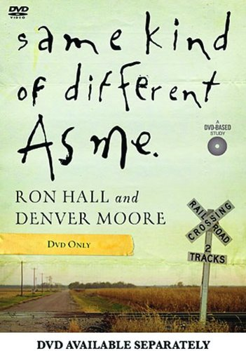 Same Kind of Different as Me DVD by HarperCollins Christian Pub.