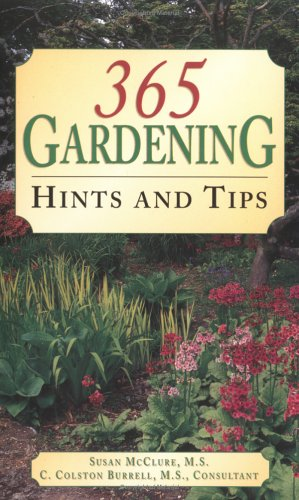 365 Gardening Hints and Tips