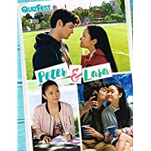 """Noah Centineo - Lana Condor - to All The Boys I've Loved Before - 11"""" x 8"""" Teen Magazine Poster Pinup Clipping - Year 2018"""