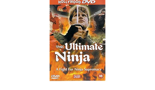 The Ultimate Ninja [Reino Unido] [DVD]: Amazon.es: Stuart ...