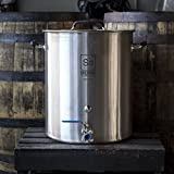 Ss Brewing Technologies 15 Gallon Stainless Steel Brew Kettle