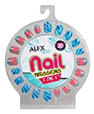 Limited Time Offer on ALEX Spa Nail `Pressions - 2 Dye 4.