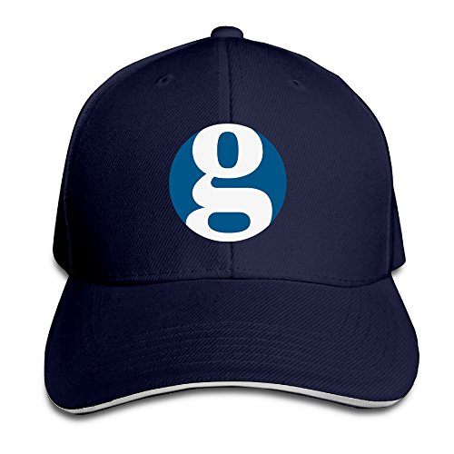 The Guardian Mobile App Logo Hat Cool Snapback Hat Sports Navy
