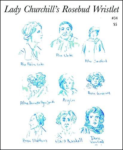 Download PDF Lady Churchill's Rosebud Wristlet No. 34
