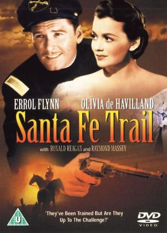 Santa Fe Trail Uk Import Amazonde Errol Flynn Olivia De