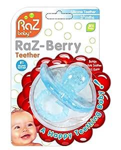 Razbaby RaZberry Mordedor luz azul