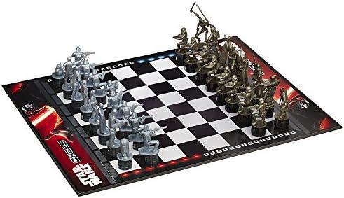 Hasbro Juego de ajedrez de Star Wars: Amazon.es: Juguetes y juegos