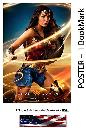 Wonder Woman 2017 - Movie Poster Gal Gadot