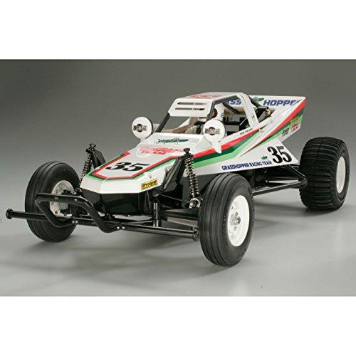 Tamiya America, Inc 1/10 Grasshopper 2WD Off-Road Kit, TAM58346