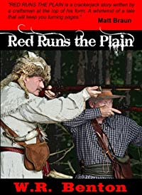 Red Runs The Plain by W.R. Benton ebook deal