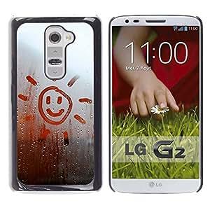 Dragon Case - FOR LG G2 - you are my sunshine - Caja protectora de pl??stico duro de la cubierta Dise?¡Ào Slim Fit