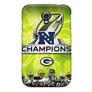 Tpu Case For Galaxy S4 With Green Bay Packers