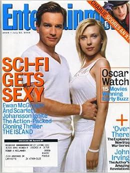 Entertainment Weekly July 22 2005 #830 Ewan McGregor