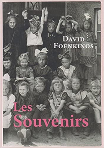 Les Souvenirs Amazon David Foenkinos 9782286078041 Books