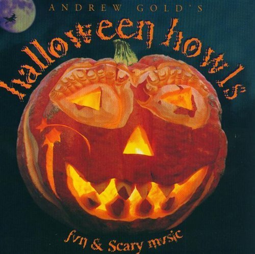 Andrew Gold Halloween Cd (Halloween Howls by Andrew Gold)