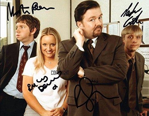 THEPRINTSHOP L' ufficio cast firmato fotografia edizione limitata + stampato Autograph