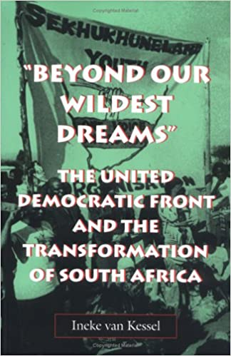 Download \'Beyond Our Wildest Dreams\'\': The United Democratic Front ...