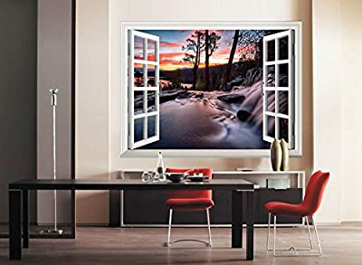 Wall Mural, Removable Sticker, Home Decor