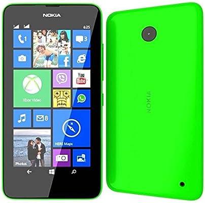 Nokia Lumia 630 Smartphone Libre 3G+ (Pantalla de 4,5 Pulgadas, 8 ...