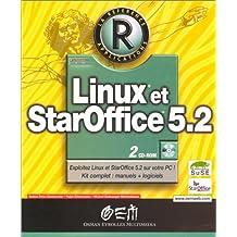 LINUX ET STAROFFICE 5.2 (ET 2 CD-ROM)