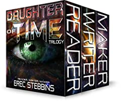 """""""Literary fiction that transcends its genre. Read this novel. Immediately.""""—Portland Book Review of WRITERREADER, WRITER, and MAKER: All three novels of the trilogy in one book.Speculative fiction with time travel, alien armageddon, metaphysi..."""