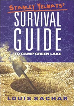 Stanley Yelnats' Survival Guide to Camp Green Lake 0440419476 Book Cover