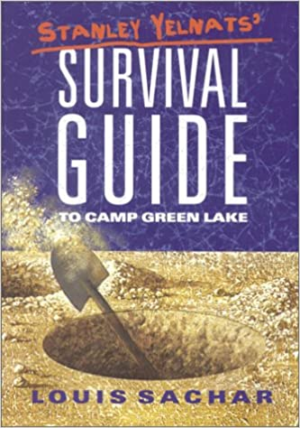 amazon stanley yelnats survival guide to camp green lake louis