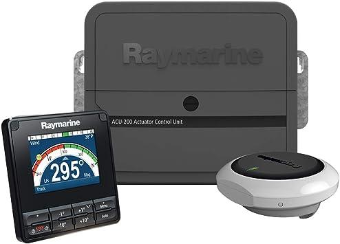 Raymarine t70155 Evolution Coche ensamblados ev-Sistema 200 Sail Pilot: Amazon.es: Electrónica