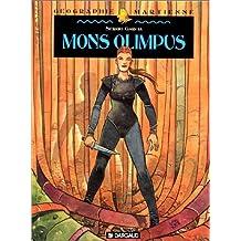 Mons olimpus geographie martien 2