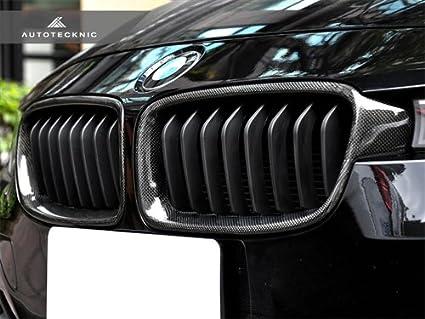 Amazon Com Autotecknic Carbon Fiber Front Grille F30 F31 3