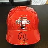 Aaron Judge Rookie Game Used Signed All Star Game Futures Helmet MLB Auth & JSA - MLB Game Used Helmets