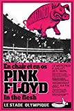 Aquarius Pink Floyd Concert Poster, 24-Inch by 36-Inch