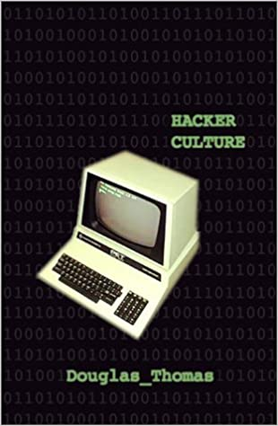 book cover with an image of an early computer and the title of the book