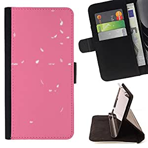 Jordan Colourful Shop - abstract leaves baby clean minimalist For Sony Xperia Z1 Compact D5503 - Leather Case Absorci???¡¯???€????€??????&a