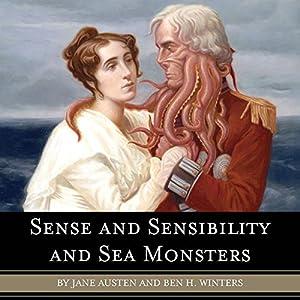 Sense and Sensibility and Sea Monsters Audiobook