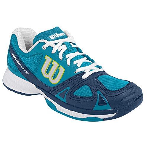 Wilson Rush EVO Damen Tennisschuh Blau