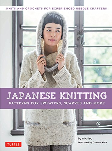 Japanese Knitting Patterns For Sweaters Scarves And More Knits