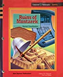 img - for Connected Mathematics Ruins of Montarek Teacher's Guide (Spatial Visualization) Grade 6 book / textbook / text book