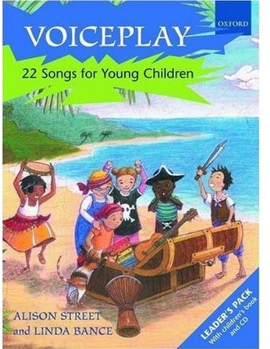 Download Voiceplay: Pack (leader's book, CD, children's book) pdf