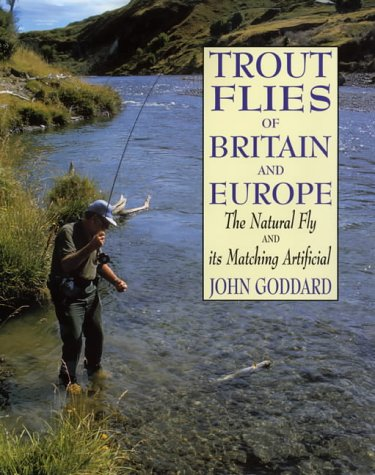 Download Trout Flies of Britain and Europe: The Natural Fly and its Matching Artificial pdf
