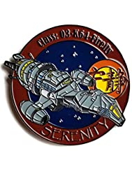 Firefly Serenity Class: 03-K64-Firefly Licensed FanSets Pin - MicroVerse