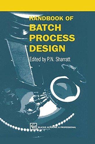 Handbook of Batch Process Design Pdf