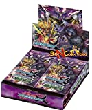 Buddyfight TCG Card Game Evolution & Mutation Alternate Booster Box of 30 packs! BFE-X-BT02A English