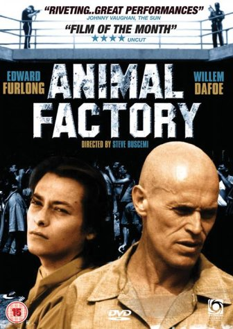 Animal Factory Animal Factory DVD 2003 Amazoncouk Willem Dafoe Edward
