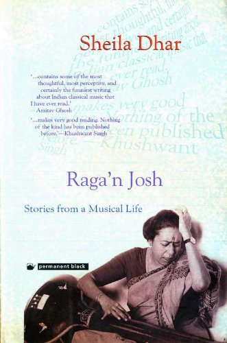 Raga'n Josh: Stories from a Musical Life