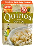 Suzie'S Quinoa Ready-To-Eat & Fully Cooked Olive Oil, 9 Ounce (Pack of 24)